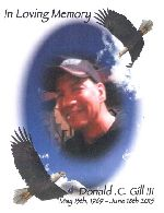 Donald  Charles Gill III