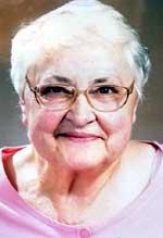 Pauline Mary Merritt