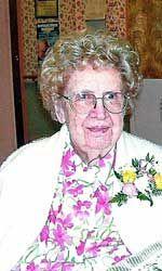 Martha Mathilda Fitzpatrick
