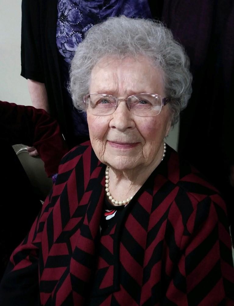 Lidwina Ann Laxen