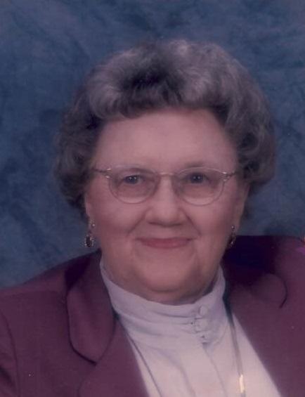 Sylvia Clare Marie (Brose) Horstmann